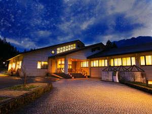 【九頭竜温泉ホテルフレアール和泉】白山連峰に抱かれた星降る宿