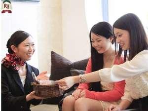 リッチモンドホテル青森:女性には嬉しいアメニティーのご用意も♪