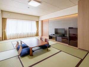 箱根高原ホテル:2017年4月改装 和室 14畳(禁煙)