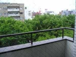 アルファホテルin定禅寺(旧 ホテル プレステージ2):部屋から見える景色