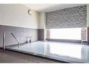 ホテルビスタ仙台:2階大浴場『絹の湯』15時から24時まで翌朝は6時から8時30分まで営業。