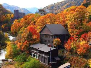 美味しい宿 敷島定山渓別邸の写真