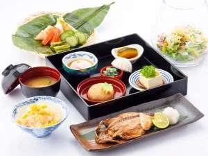 箱根久織亭:朝食