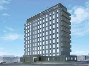 ホテルルートイン益田の写真