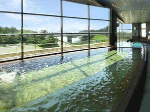 いわき新舞子ハイツ:*太平洋を一望できる大展望温泉。水平線からの朝日を眺めながらの入浴は格別♪