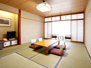 いわき新舞子ハイツ:*8~12畳の和室。(全室トイレ付)人数等に合わせてお部屋をご用意いたします。