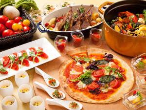 びわ湖大津プリンスホテル:2017年3月ビオナオープン!地元食材など和洋中のブッフェ料理でお楽しみいただけます☆