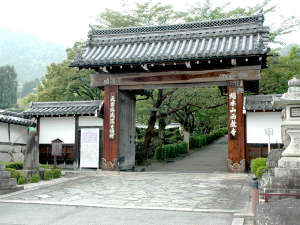 【天台真盛宗総本山】西教寺   聖徳太子により草創されたと伝えられている寺院。