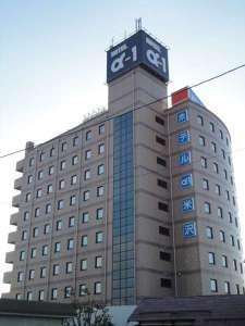 ホテル・アルファ-ワン米沢の写真