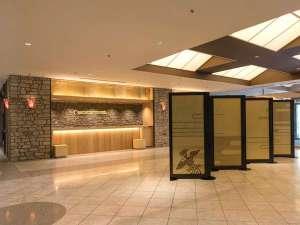 関空泉佐野センターホテル:フロントは1階にございます