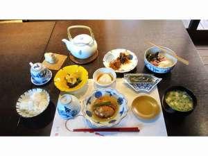 宿屋 西陣荘:ご朝食(春)
