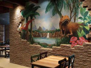 変なホテル舞浜 東京ベイ:【レストラン】ジュラシックダイナー