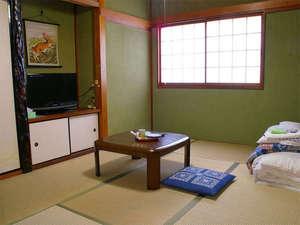 ビジネス旅館はざま:【離れ和室】本館よりも古いバストイレが付いていないお部屋