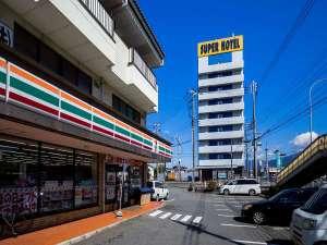 スーパーホテル長泉・沼津インター 外観