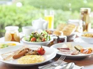 「カフェ」朝食イメージ