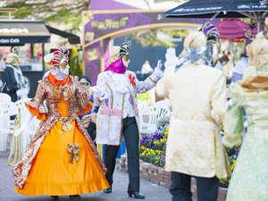 ホテルヨーロッパ 【ハウステンボス ザ・スリーホテルズ】:仮面舞踏会大カーニバル2017  3月31日まで開催中