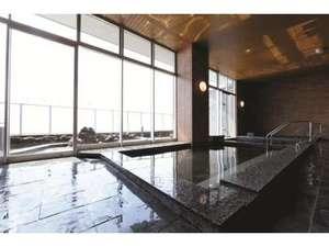 いこいの郷 常総:[風呂場]室内風呂は大きな内湯・ジェットバス・薬湯風呂と湯浴みが楽しめます