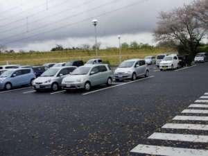 [駐車場]施設裏手に駐車場が御座います