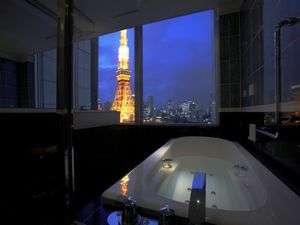 東京タワービューバス(イメージ)