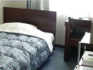 さかたセントラルホテル:シングルA(本館)