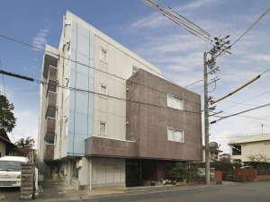 掛川ビジネスホテル駅南 外観