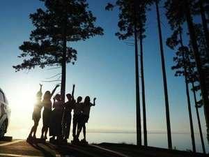 ガラガラ山キャンプ場SPA&CAMPの写真