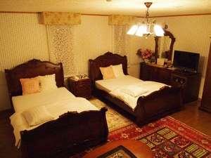 礼文島プチホテル コリンシアン:ワンランク上のギャラリー館ツインルーム