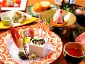 箱根湯本温泉 ホテル南風荘:【夕食】お部屋食プランイメージ