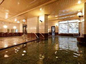 【いちの湯】大浴場