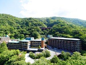 【ホテル南風荘外観】