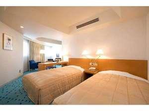 ジェイホテル本八幡:洗練された雰囲気で、くつろげるデラックスツインルーム