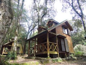御池野鳥の森公園御池キャンプ村の写真