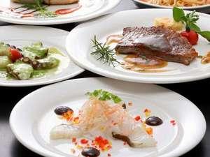 チェレステ小豆島:小豆島の食材をふんだんに使用したコース料理です