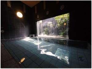 ルートイングランティア伊賀上野 和蔵の宿:◆男性大浴場~足を伸ばして1日の疲れを癒してください~◆
