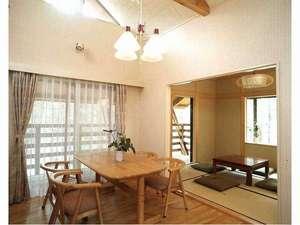 貸別荘 ネイチャービレッジ諏訪塩嶺:清潔な客室。静かな環境でゆっくり熟睡。第二の心のふるさとにしてください