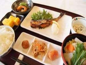 ホテルテトラ北九州:からだに優しい和定食(その日によって若干内容が変わる事がございます。)