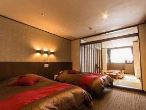ニセコ昆布温泉 ホテル甘露の森:スーペリア和洋室(44㎡)※禁煙