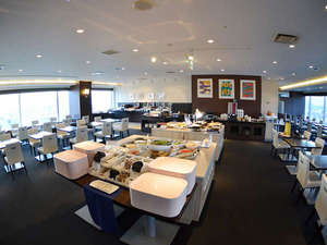 三井ガーデンホテル広島:朝食会場