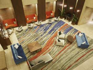 三井ガーデンホテル広島:ロビー
