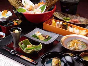 HOTEL Jogakura(ホテル城ヶ倉):ご夕食の一例