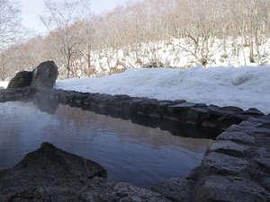 八甲田地区で唯一オールシーズン入浴ができる露天風呂