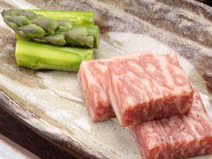 八甲田牛サーロインステーキ