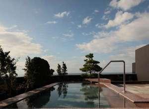 望楼NOGUCHI函館:13階にある展望露天風呂でございます。