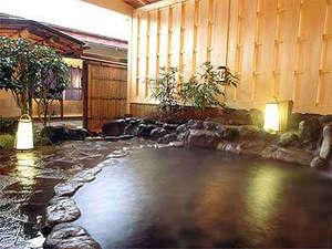 伊古奈荘:貸切露天風呂は予約不要で何度でも利用可
