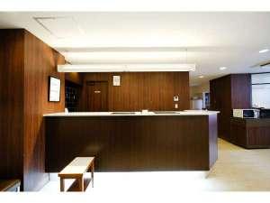 ビジネスインサンホテル:3F フロント