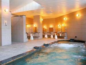 HOTEL CITY PLAZA 寄居:ホテル内大浴場