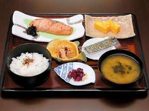 HOTEL CITY PLAZA 寄居:朝食(一例)