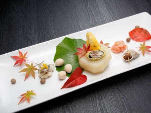 北郷 音色香の季 合歓のはな:夕食一例