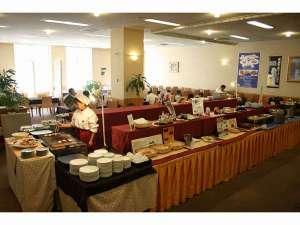 北海道グリーンランド ホテルサンプラザ:サンプラザの朝食は絶対にオススメします。じゃらんネットでは満足度4.2ポイントをいただいております。