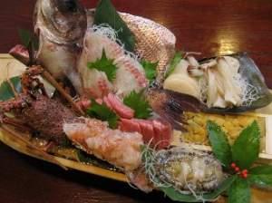 衣笠温泉旅館:別注料理も承ります。事前にご注文下さい